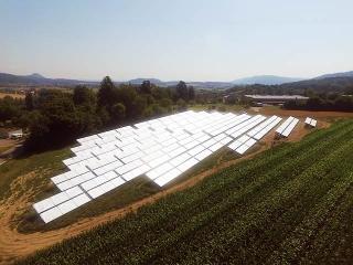 Solardorf in Ellern