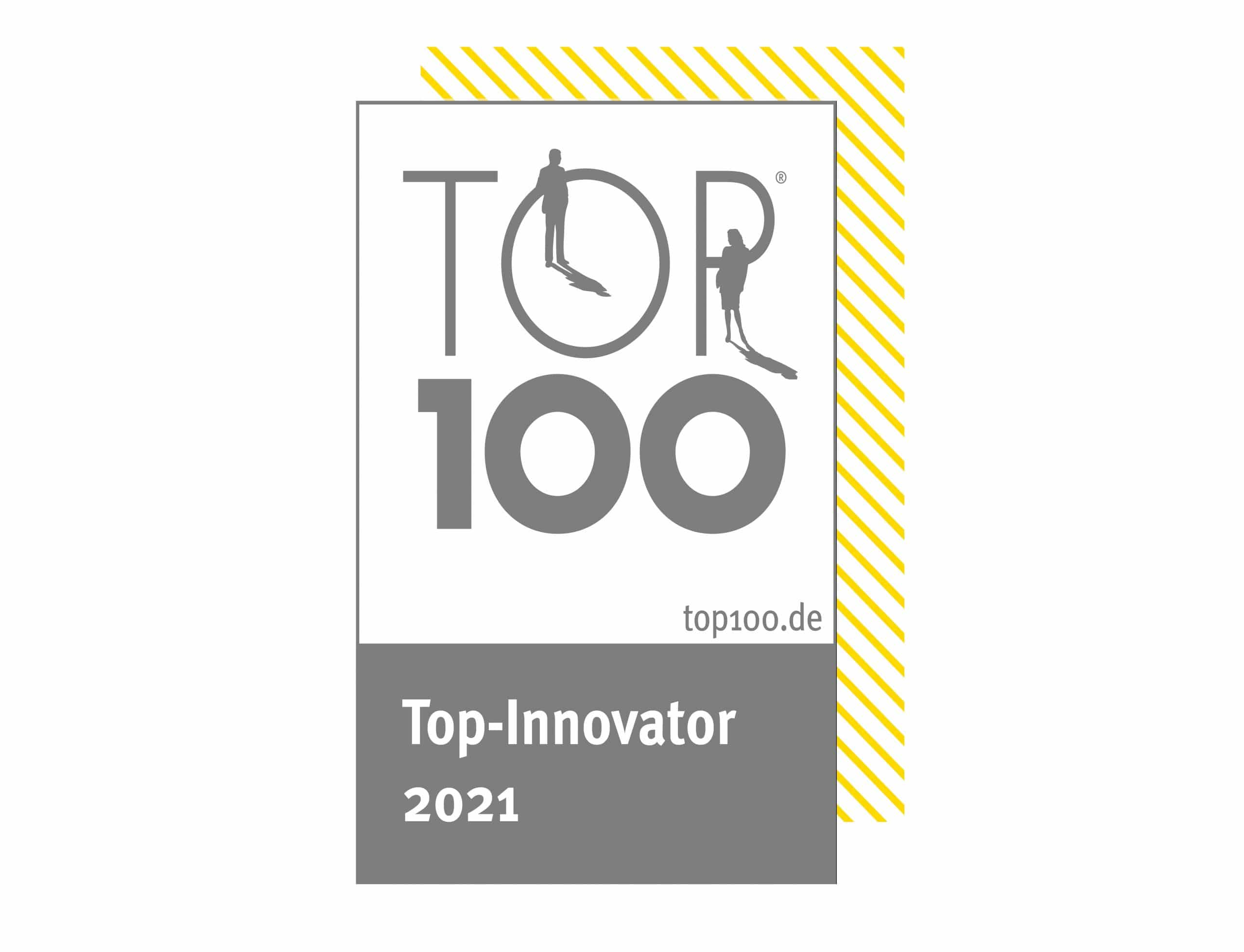 2021 - TOP 100 Innovationspreis
