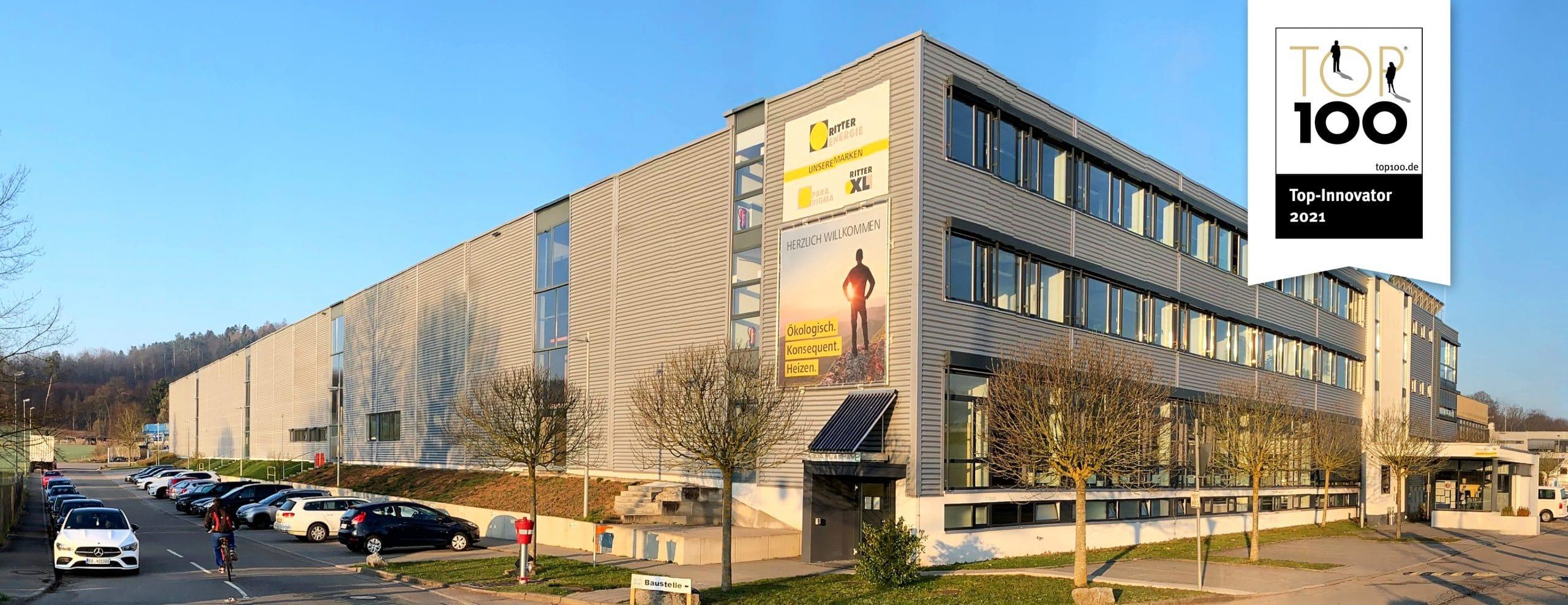 Ritter Energie Unternehmen in Dettenhausen